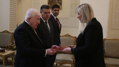 معصوم: العراق يرغب بالاستفادة من الخبرات البولندية