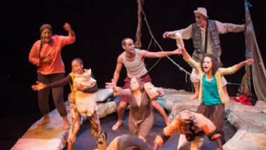 «أوال المسرحي» في البحرين يبحر بـ «الشقف» التونسي