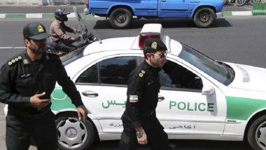 إطلاق نار في محيط مقر الرئاسة الإيرانية