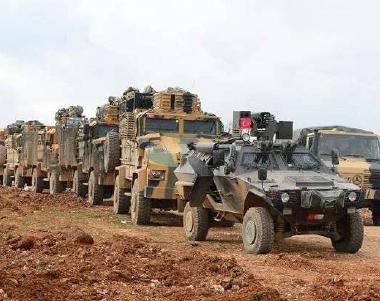 تركيا تقترح على أميركا انتشارا عسكريا مشتركا بـ»منبج»