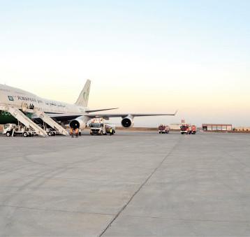الإقليم يرضخ لشرط الحكومة بإشراف موظفين اتحاديين على المطارات