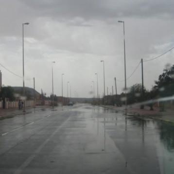 الانواء الجوية تعلن انتهاء الحالة الجوية الممطرة في العراق