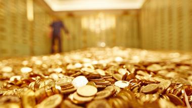 89.8 طناً احتياطي العراق من الذهب