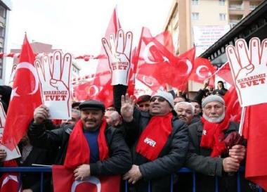 الشريعة تفرض سيطرتها تدريجياً في تركيا التي طالما كانت علمانية