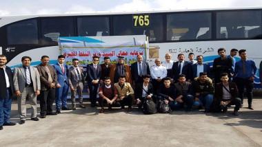 100 طالب عراقي إلى الأكاديمية البحرية بمصر