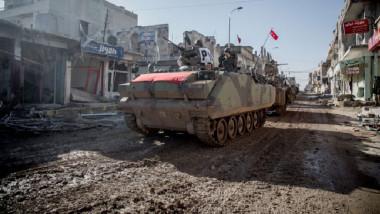 الوضع الساخر في سوريا