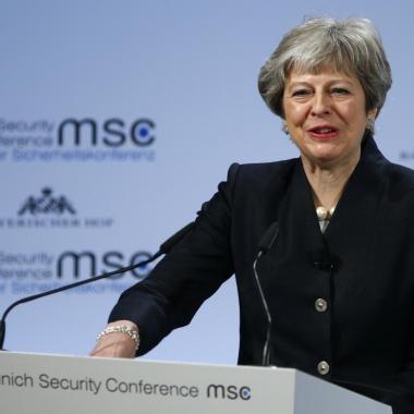 """تأييدا لمقترح """"ماي"""" إبرام معاهدة أمنية بين بريطانيا والاتحاد الأوروبي"""