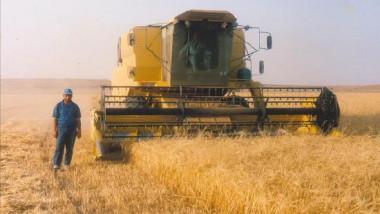 العراق يخسر من 20% – 30% من انتاج محصولي الحنطة والشعير