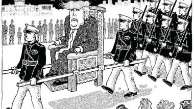 عن موقع «كارتون سياسي»