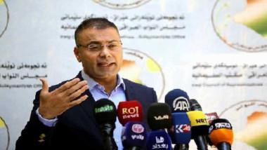 قيادي في التغيير: الحزب الديمقراطي نفّذ مخططاً تركياً لإبعاد الكرد عن بغداد