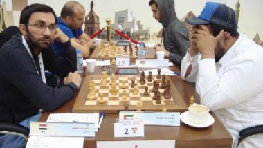 اليوم اختتام بطولة الكلاسيك للاولمبياد العربي بالشطرنج