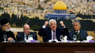 لجنة فلسطينية عليا لتنفيذ قرار تعليق الاعتراف بإسرائيل
