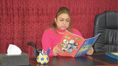 نادية علي: المكتب النسوي يعزز عمل اللجنة البارالمبية