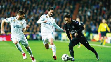 أجواء برنابيو تدفع نيمار إلى ريال مدريد