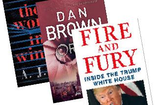 نيويورك تايمز لأعلى مبيعات الكتب في الأسبوع الأخير