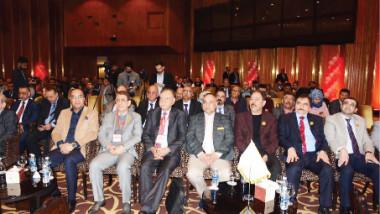 وزيرة الصحة ترعى فعاليات المؤتمر العلمي 41 لنقابة أطباء العراق