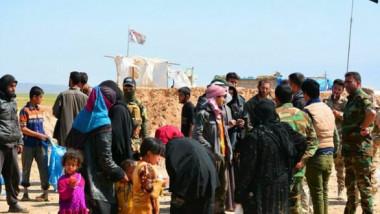 2200 عائلة تعود الى طوزخورماتو وسليمان بيك