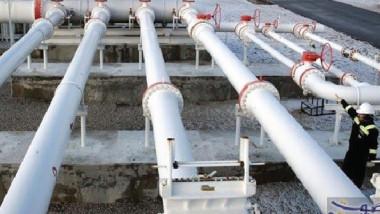 6125 طن يومياً إنتاج العراق من الغاز المسال
