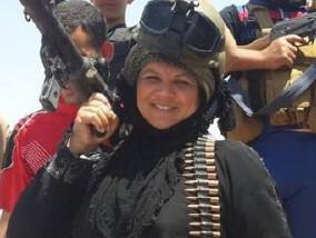أمية الجبارة.. جوهرة عراقية من ناحية العلم