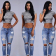 ارتداء الجينز «الممزق»  دليل على الإصابة بـ «انفصام الشخصية»
