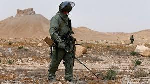 """ازالة 27 الفا من الألغام التي زرعتها """"عبقرية الشر"""" في الموصل"""
