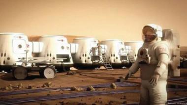 افتتاح مطاعم بيتزا وحانات على كوكب المريخ