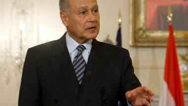 أبو الغيط يدعو الاقتصاديين الأفارقة والعرب للإسهام بإعمار العراق
