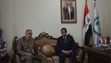 «الأولمبية» تدعو اتحاداتها  لإحياء رياضة محافظة نينوى