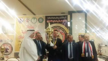 الجورجي ميراب يتوّج بلقب بطولة  العراق الدولية السادسة للشطرنج