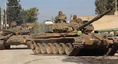 العمليات الروسية السورية مستمرة لتحقيق الحسم في الغوطة