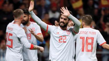 الماتادور الإسباني يسحق الأرجنتين في مباراة تاريخية
