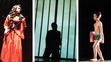المسرح.. قوة حفظ السلام العالمية