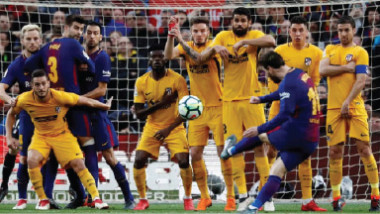 برشلونة يتقدم نحو لقب الليجا.. ومانشستر سيتي يقترب من الحسم المبكر