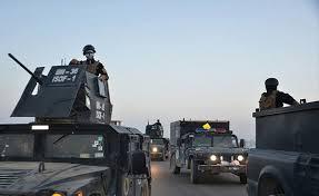 تعزيزات عسكرية كبيرة لتأمين طريق بغداد وكركوك