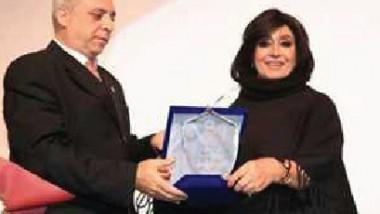تكريم الفنانة سهير المرشدي