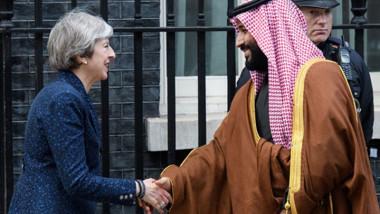 الرياض ولندن تسعيان لرفع تبادلهما التجاري إلى 90.3 مليار دولار