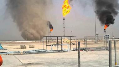 صادرات وايرادات النفط  للاشهر الثلاثة الماضية
