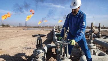 رفع الانتاجين النفطي والغازي من حقل عجيل في صلاح الدين