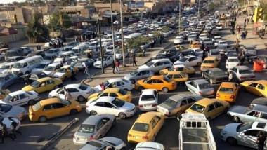 رفع 80 % من الحواجز والسيطرات لمعالجة الزخم المروري في بغداد