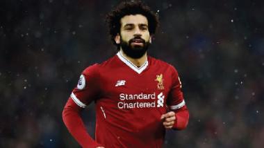 صلاح لاعب الشهر للمرة الثالثة في الدوري الإنجليزي