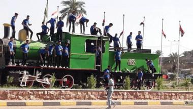 طلبة الجامعات والمعاهد أحيوا حفلات التخرج مع القطار