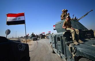 عمليات عسكرية لتطهير كركوك من العناصر الإرهابية والانفصالية