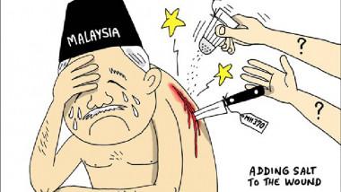 قرارات ترامب الجمركية، تضيف عبئا جديدا على ماليزيا عن موقع «كارتون سياسي»
