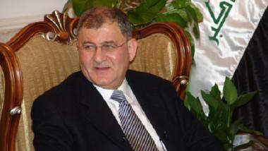 لطيف رشيد: حوار المصالح المشتركة مع تركيا وإيران ينهي شحة المياه