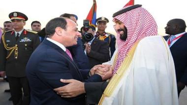 مصر تتعهد للسعودية بألف كم مربع جنوبي سيناء