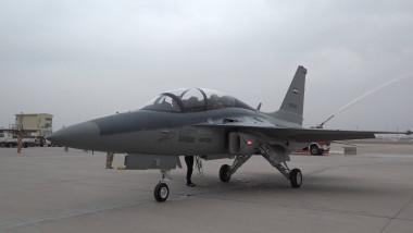 وصول الوجبة الثانية من طائرات T50 الكورية المقاتلة للعراق