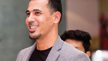 يونس محمود ممثلا لرابطة اللاعبين القدامى في انتخابات القدم