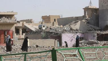 288 مشروعا لإعادة الاستقرار والاعمار في الموصل