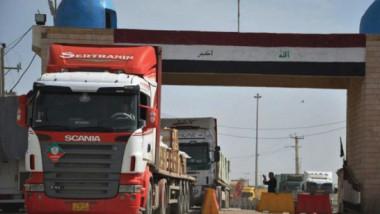 5.6 مليار دولار إيرادات الصادرات الإيرانية الى العراق