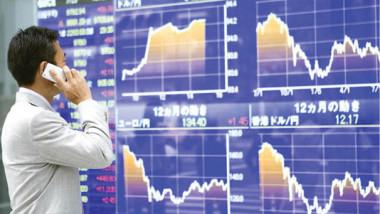 ارتفاع مؤشر سوق الأسهم اليابانية